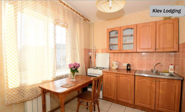 Kitchen - Historic centre studio in Kiev - Kiev - rentals