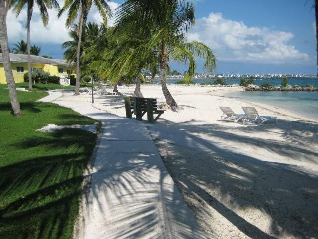 Private Beach - 2 bedroom condo with private beach in the Abacos - Marsh Harbour - rentals