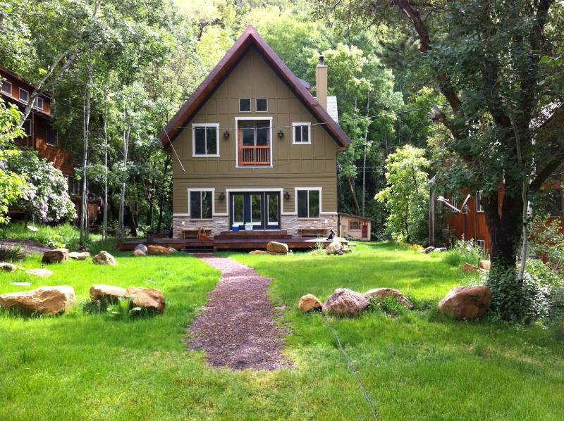 Cosy Secluded Cabin - Provo Canyon Near SundanceUT - Image 1 - Sundance - rentals