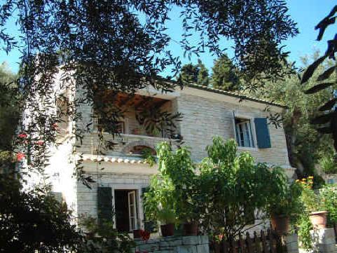 marmari stone apartment - 2 bedroom stone apartment on the island of Paxos - Loggos - rentals