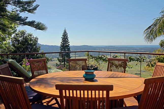 View from Pool to the Ocean - Amazing Views - New South Wales - rentals