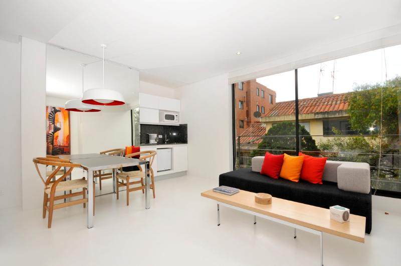 Modern Studio Apartment In Santa Barbara - Image 1 - Bogota - rentals