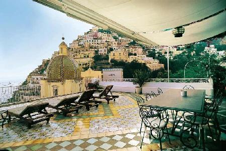 Casa Giusy - Spectacular villa 2 minutes from the beach & al fresco dining with a view - Image 1 - Positano - rentals