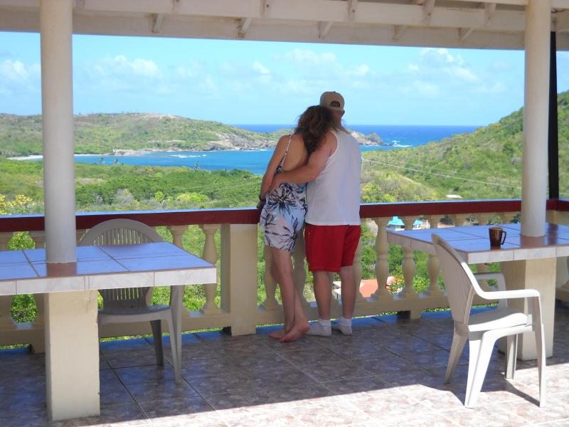 Feel the breeze and enjoy the panoramic view - Caribbean Breeze - 2 bedroom Ocean View Apartment - Gros Islet - rentals