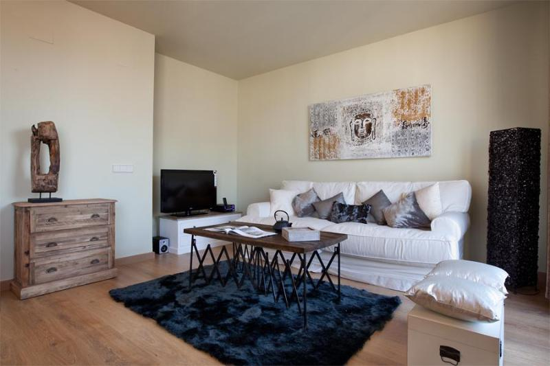 BCN Rambla Catalunya Provenzal Penthouse - Image 1 - Barcelona - rentals