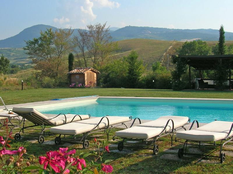 Tuscany Villa with Private Pool - Villa Enrico - Image 1 - Castiglione D'Orcia - rentals