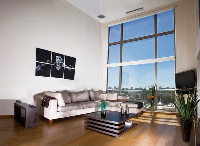2 Bedroom Loft Apartment in Palermo Hollywood - Image 1 - Buenos Aires - rentals