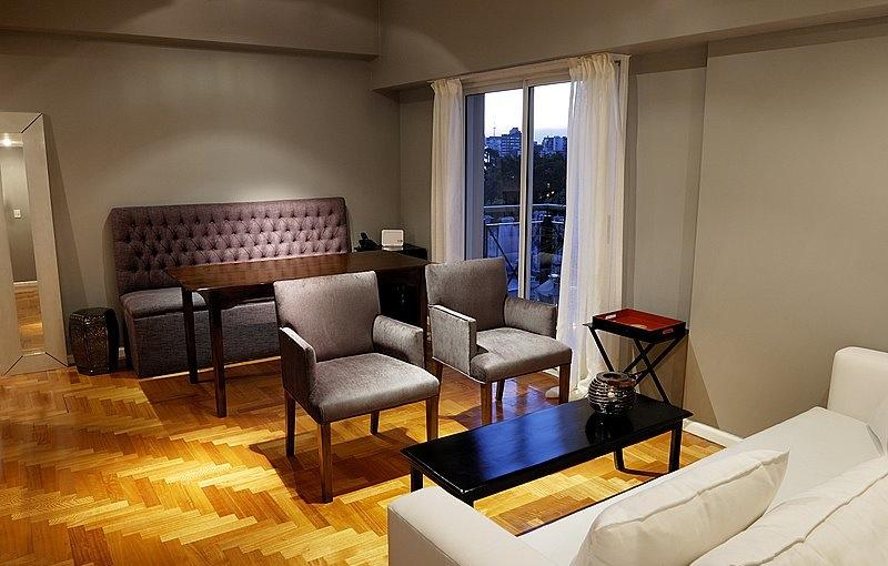 Renovated 1 Bedroom Apartment in Recoleta - Image 1 - Buenos Aires - rentals