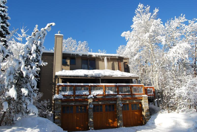 Another Snowy Day in Paradise - Ski In-Ski Out Condo in Crescent Ridge - Park City - rentals