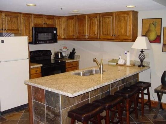 Fully Equipped Kitchen - Mountain Village 271-Ski in/Ski out 1 Bedroom, Park City Mountain Resort - Park City - rentals