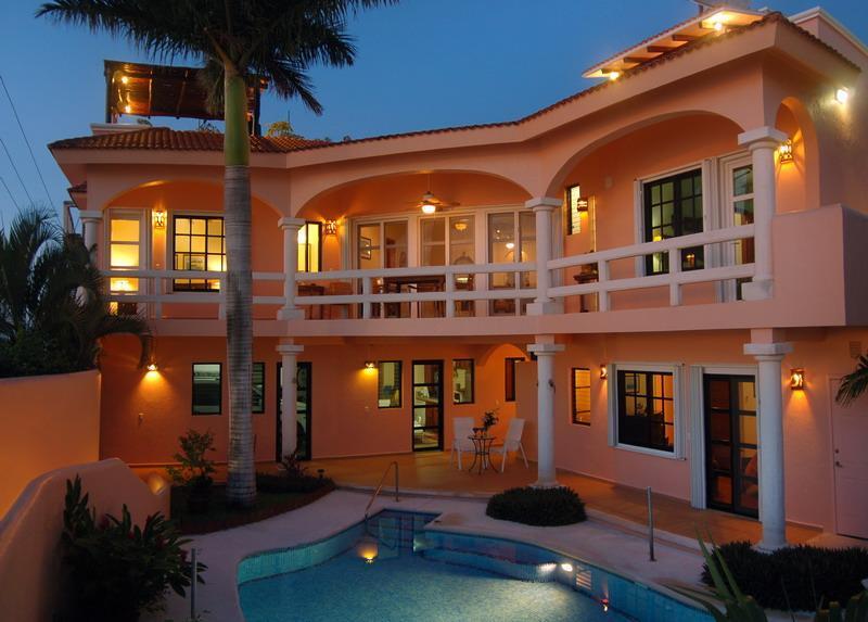 Casa Feliz.  The