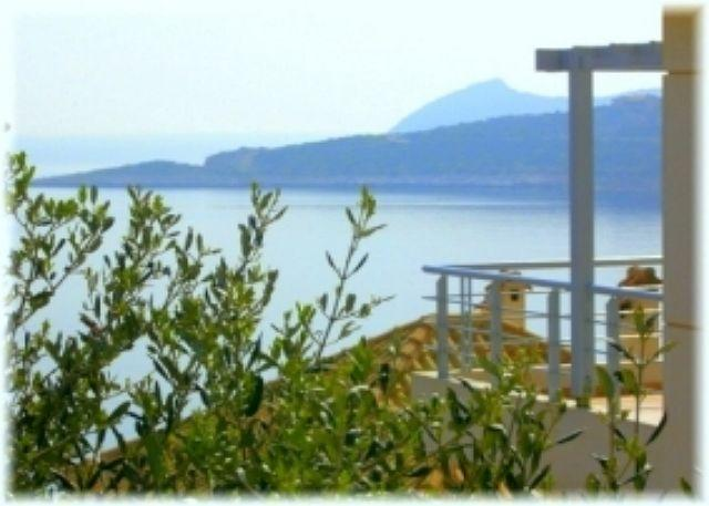 Exterior Pictures - Exquisite Aegean Beachfront Condominium - Schinias,marathon - rentals