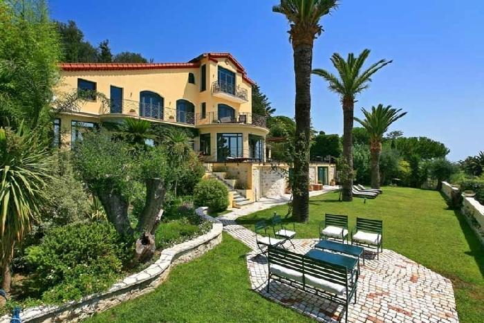 Villa Cezanne holiday vacation luxury villa rental france, french riviera, villefranche-sur-mer, cote d'azur, holiday vacation luxury - Image 1 - Villefranche-sur-Mer - rentals
