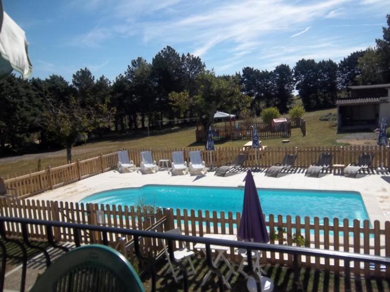 View from Les Vignes roof terrace - Les Vignes 2 bedroom gite in 18th C farmhouse - La Roche-Posay - rentals