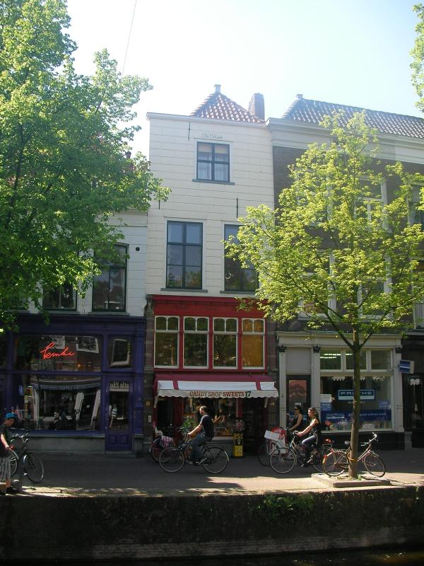 Exterior - Charming Old Dutch Townhouse in Central Delft - Delft - rentals