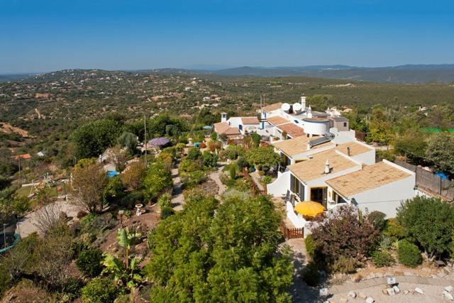 Aerial View of the Quintassential - Quintassential -  4 Self Catering Apartments - Loule - rentals