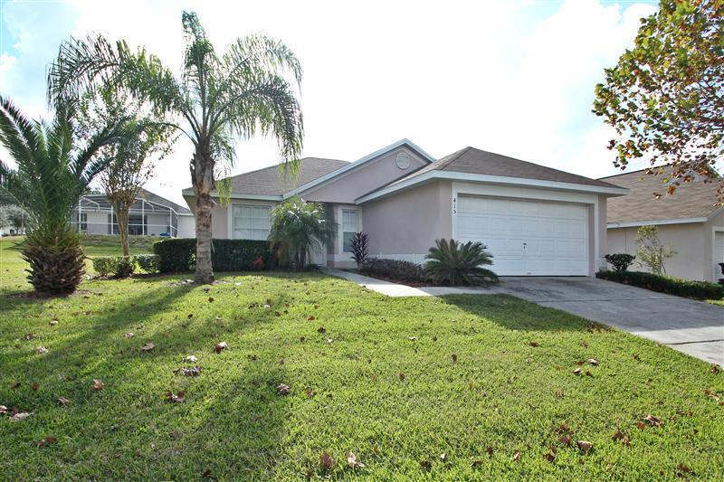 Swaying Palms  14150 - Image 1 - Davenport - rentals