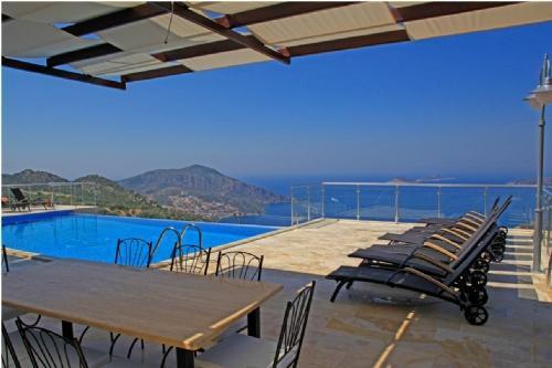Chata Villa - - Image 1 - Kalkan - rentals
