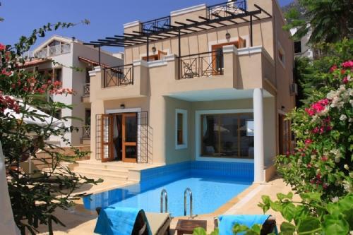 Badem Villa (Kalkan Old Town) - Image 1 - Kalkan - rentals