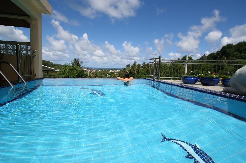 Private infinity pool with Ocean views - Best Villa with pool and chef Trip Advisor Awards - Kata - rentals