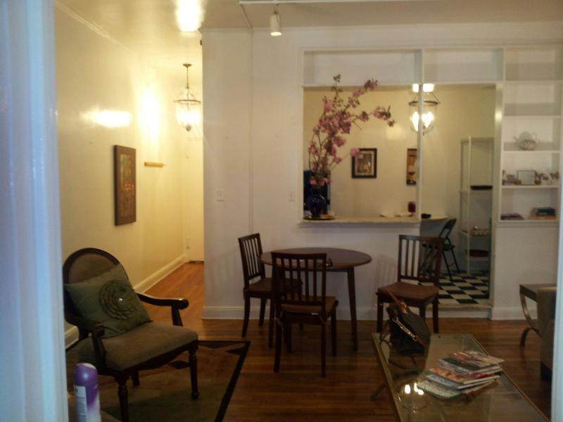 LARGE LIVING AREA SEATS 5 MAXIM - FABULOUS STAY  FIFTH AVE CENTRAL PARK HUGE APT WOW - New York City - rentals