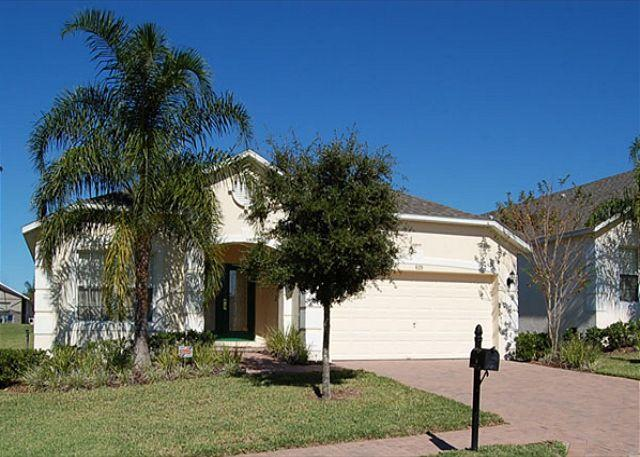 Front - HIGHGATE HOUSE: 4 Bedroom Home in Gated Community - Davenport - rentals