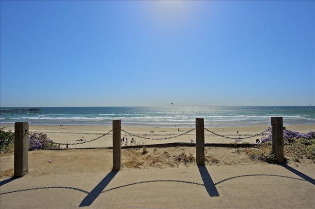 #312 - OCEANFRONT W/Pool Access! Nice ocean views! - Image 1 - San Diego - rentals