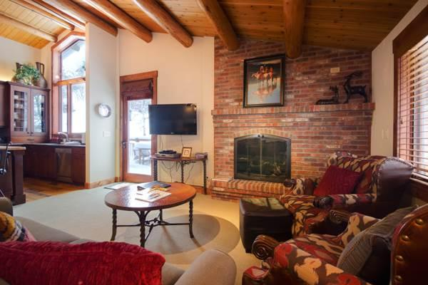 Norwegian Log Townhouses - NLTH1 - Image 1 - Steamboat Springs - rentals