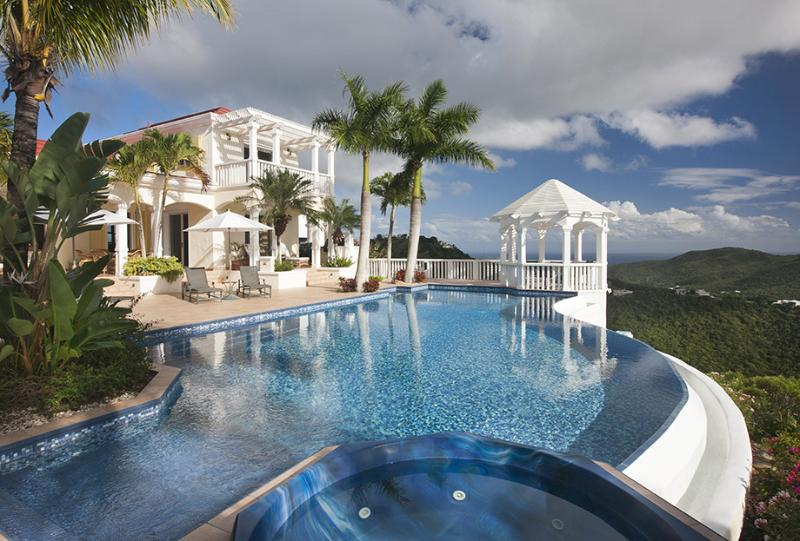 Infinity at Skyline Drive - Image 1 - Magens Bay - rentals