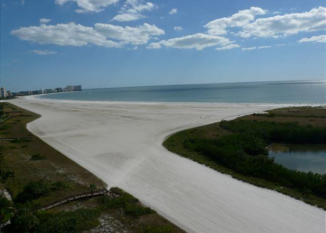 View from Balcony - South Seas Tower 3 Unit 1512 - Marco Island - rentals
