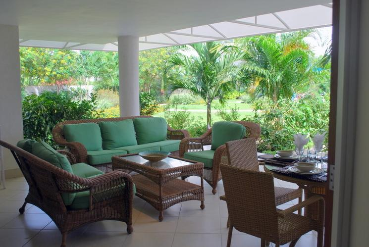 Apt 109, The Condominiums at Palm Beach, Christ Church, Barbados - Beachfront - Image 1 - Hastings - rentals