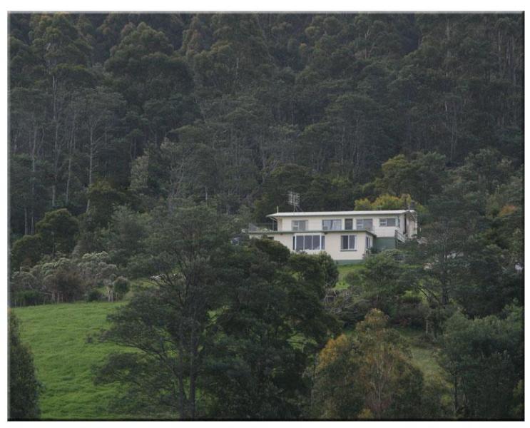 Rural Hilltop Setting - The Eagles View - Eaglehawk Neck - rentals