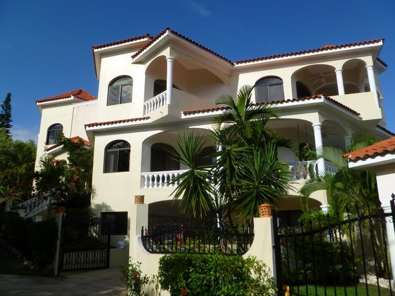 Villa Playamor - Villa Playamor, Luxury Fully Staffed Private Villa - Puerto Plata - rentals