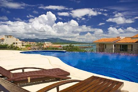 Hacienda de Mita - Ocean View Penthouse - Luxurious penthouse with stunning views, pool & jacuzzi - Image 1 - Punta de Mita - rentals