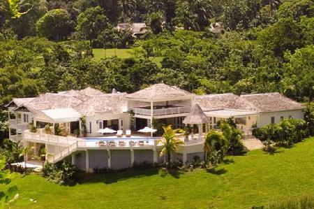Villa Viviana at Tryall, 6 acres of land-golf carts to explore it and full staff - Image 1 - Montego Bay - rentals