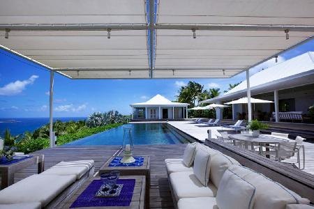 Luxurious Hill House, private terraces, gourmet kitchen and maid service - Image 1 - Camaruche - rentals