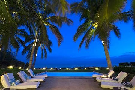 Casa Tortugas - Beautiful beachfront villa with pool & majestic landscape & ocean views - Image 1 - Punta de Mita - rentals