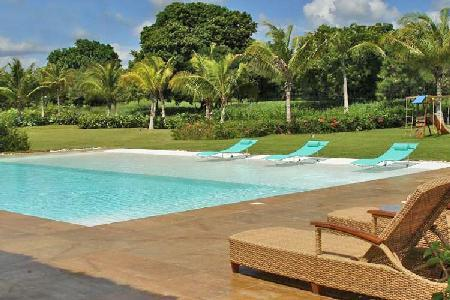 Privacy & space in a great location! Staffed Villa Godiva with pool for tropical luxury living - Image 1 - Dominican Republic - rentals