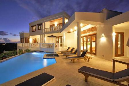Award-Winning Sheriva Estate with Staff, Pools & Hot Tub on the Waterfront - Image 1 - Anguilla - rentals