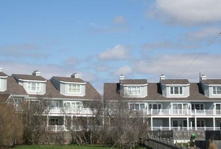 Condo Building Front View - Beachfront Condo W/Pool, Desirable Victoria's Walk - Cape May - rentals