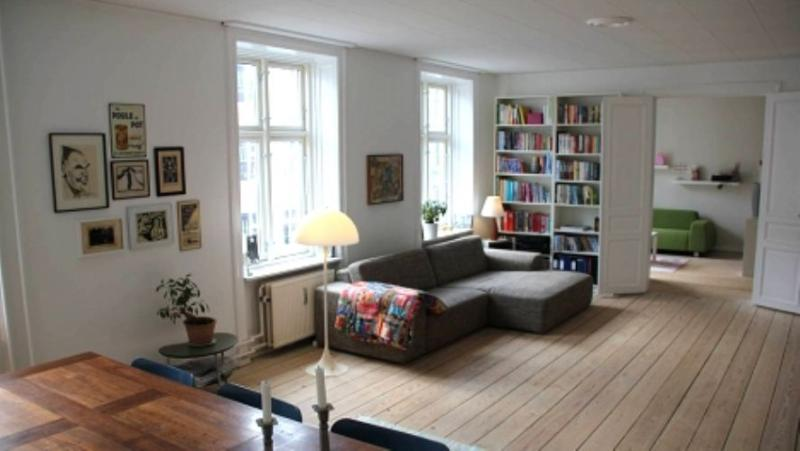 Holsteinsgade Apartment - Large family friendly Copenhagen apartment at Oesterbro - Copenhagen - rentals