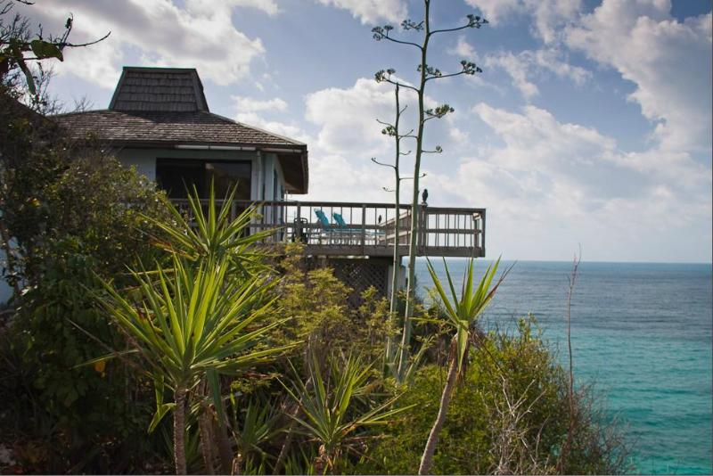 Sea cliff, - Sea Cliff ocean front vacation home - Gregory Town - rentals