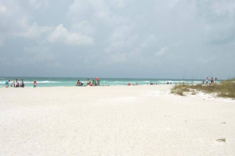 Beach - Coquina Sands, view beach from balcony, priv pool - Holmes Beach - rentals
