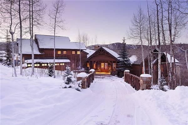 ASPEN LEAF CHALET AT SNOWMASS - Image 1 - Snowmass Village - rentals