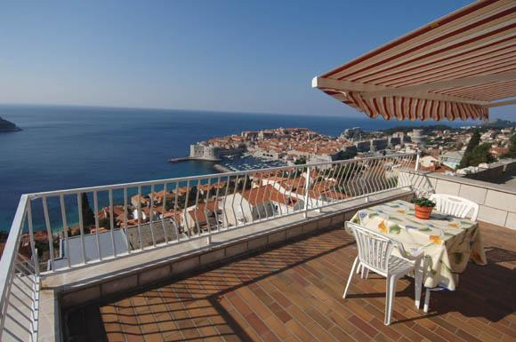 Apartment Nives - best location with best view. - Image 1 - Dubrovnik - rentals