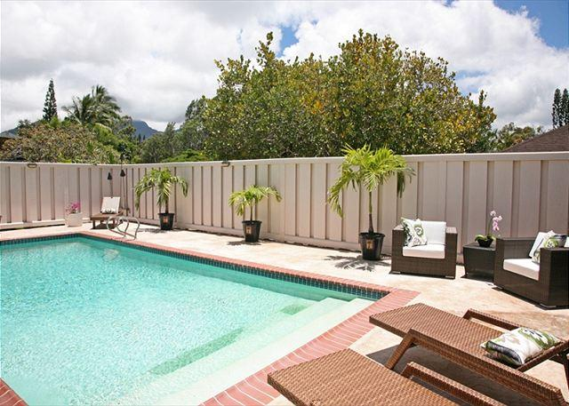 Beautiful Princeville Home with Private Pool & Beautiful Mountain Views - Image 1 - Princeville - rentals