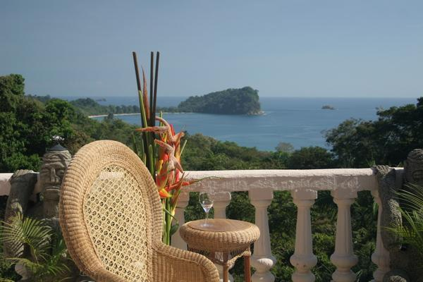 Casa Castillo, 6 bedroom Ocean View home - Image 1 - Manuel Antonio National Park - rentals