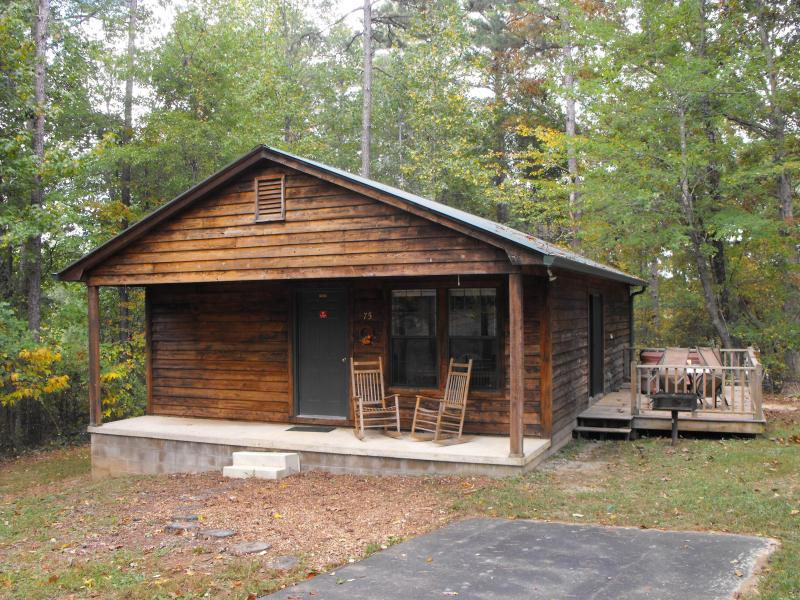 Typical cabin on property - Chickasaw Chalet- The Best in West Tennessee! - Henderson - rentals