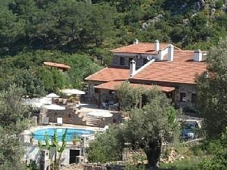 From the mountainside no neighbours! - Villa Tas Evi - Kayakoy - rentals