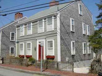 4 Bedroom 4 Bathroom Vacation Rental in Nantucket that sleeps 8 -(9984) - Image 1 - Nantucket - rentals